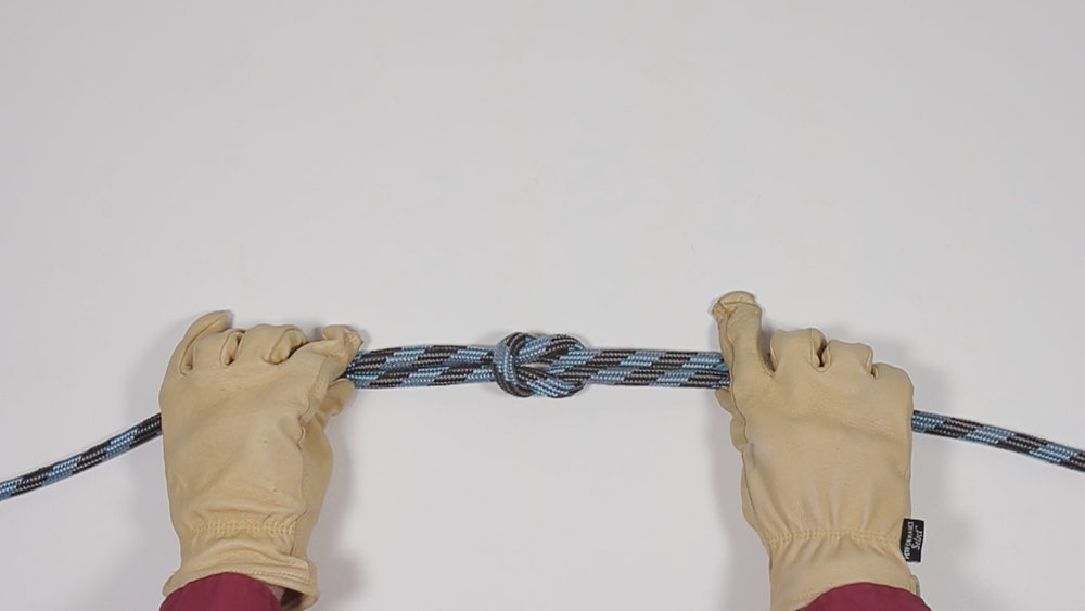 Square Knot (Hands)