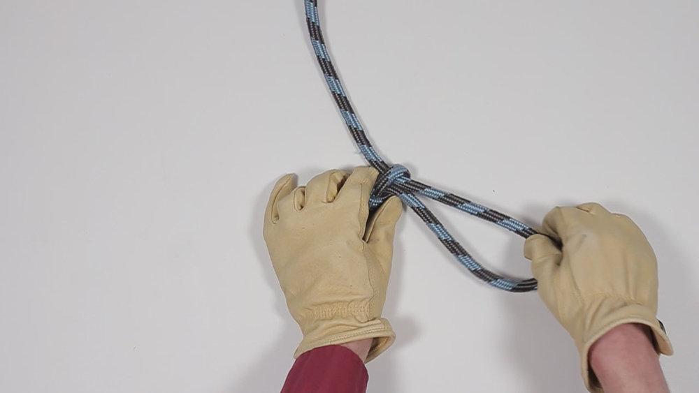 Slip Knot (Hands)
