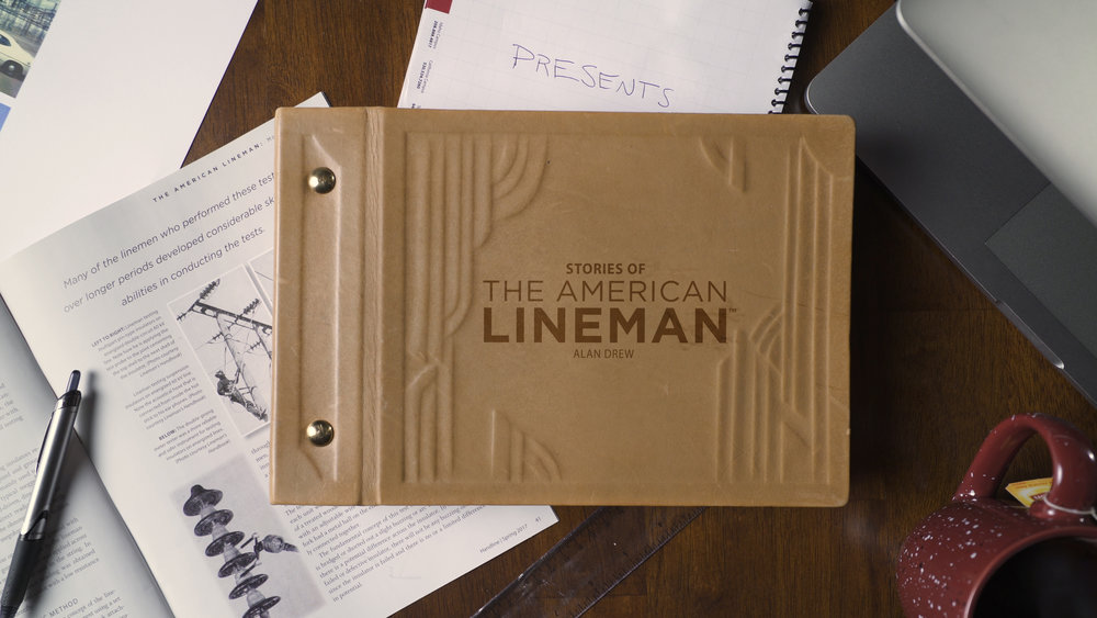 Alan Drew - The Writing of the American Lineman