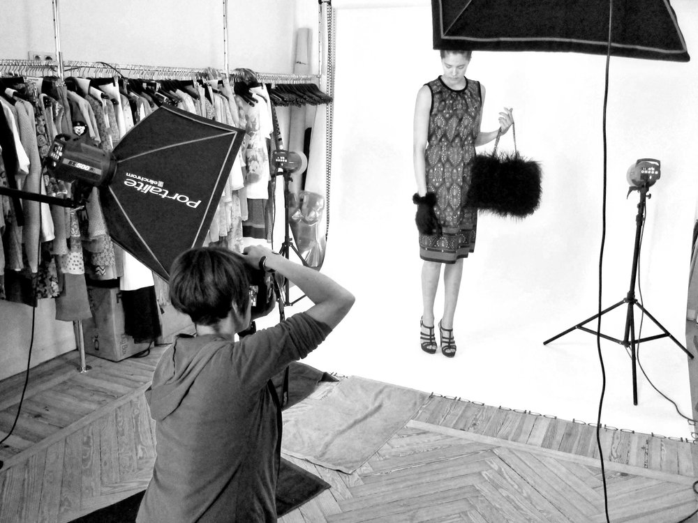 Shooting Look Book BDBA 2012