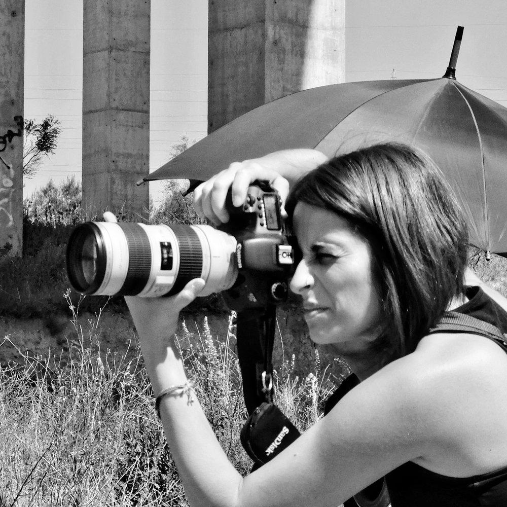 Shooting para Olivia de Gala
