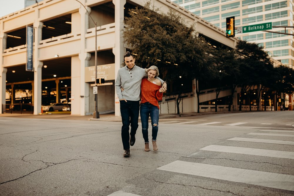 Brittanygilbertphotography_Engagement_DowntownFortWorthParkingGarage