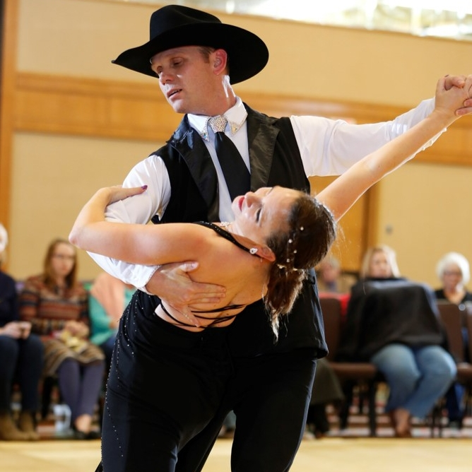 Competition Dancing -