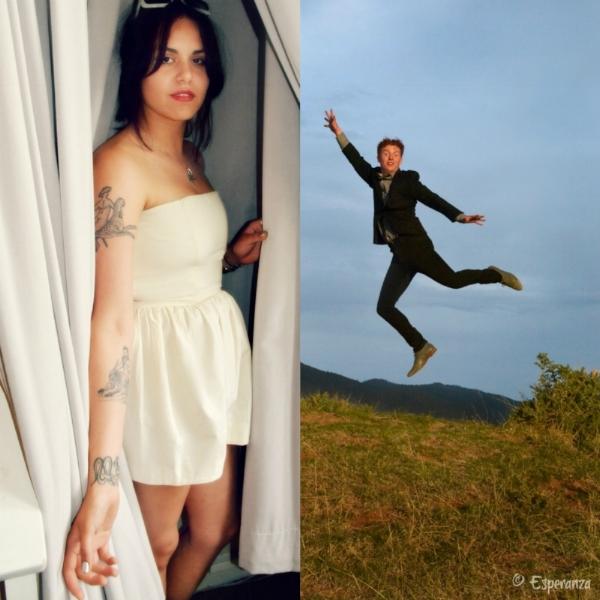 Emily Esperanza & Gabe Kessler
