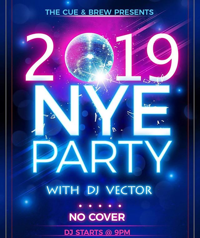 Just booked New Years Eve. If you have any up coming events please keep me in mind.  #dj #music #newyearseveparty #events #2019 #party