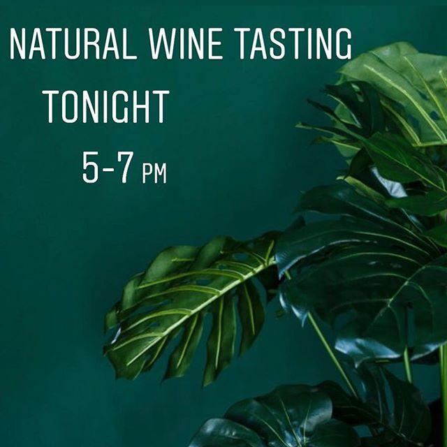 Let's taste! Tonight 5-7pm