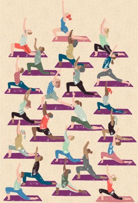 Vinyasa Flow Yoga with Danielle — Bar & Garden Dallas