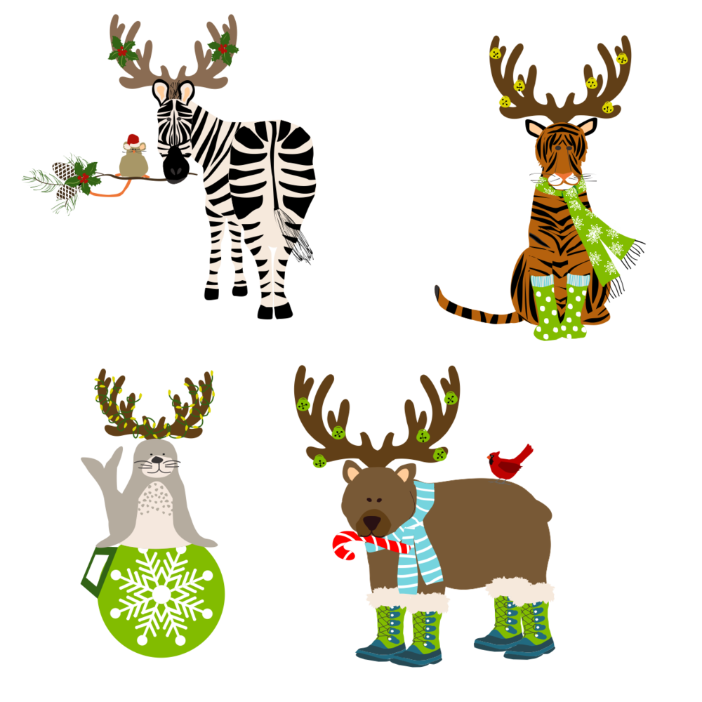 reindeer animals.png