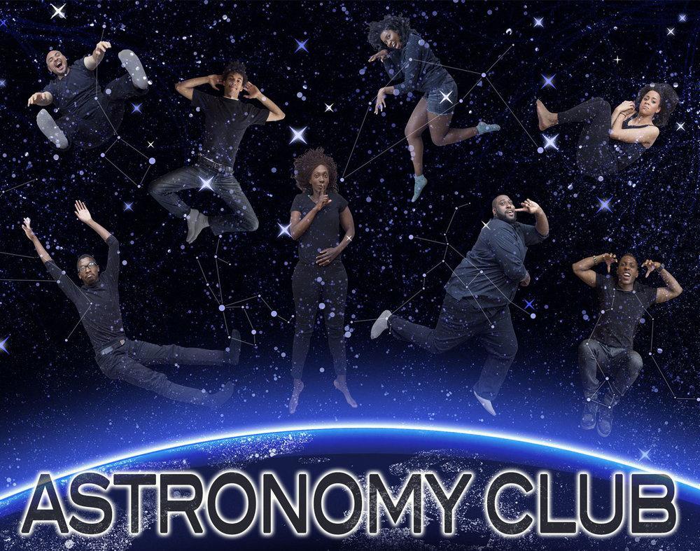 ASTRONOMY CLUB -