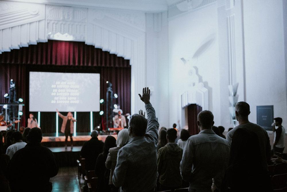 Sunday Service -