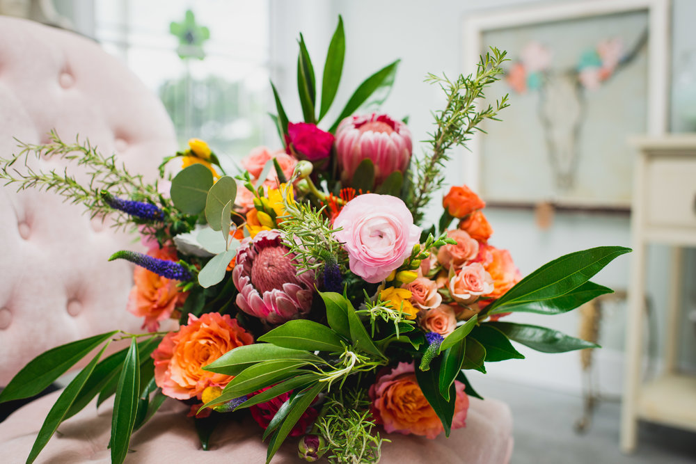 Floral Subscriptions  - Available weekly, bi weekly, and monthly. Never be without gorgeous blooms again, we will deliver fresh arrangements to your door and on schedule.