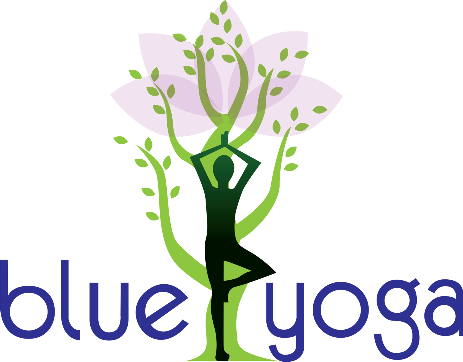 The Blue Yoga Studio
