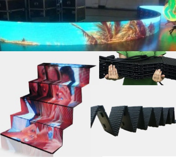 Flexible LED Signage