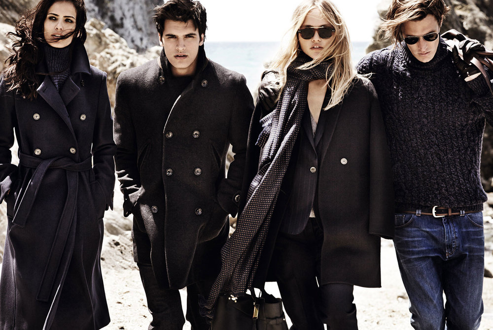 Massimo Dutti | lovely letters