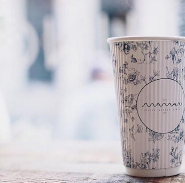 Cutest Coffee Shops | katiekubitz.com