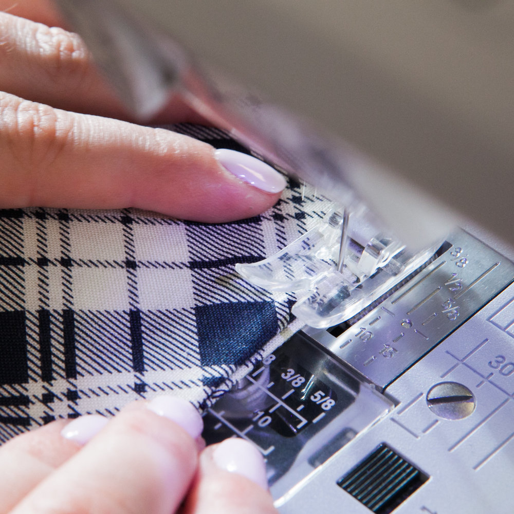 Sewing is just as much about the process as it is the outcome. -