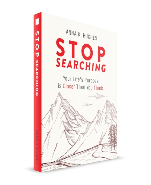 The world says keep searching. I want YOU to start living. - Enter your email below to download.
