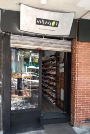 Loja foi aberta em novembro na Rua da República