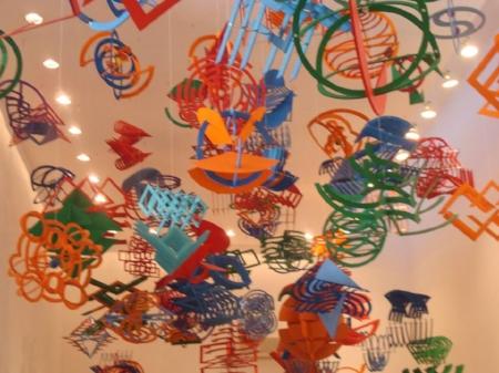 Exposição na Espaço Cultural da ESPM, em 2011