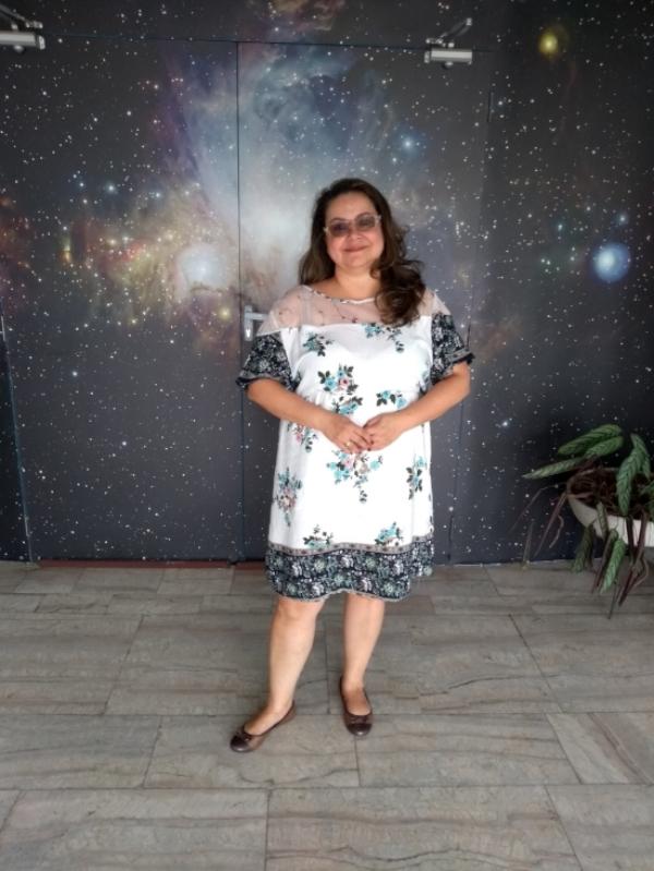 Daniela Pavani, diretora do Planetário da UFRGS, criou o programa  Meninas nas Ciências