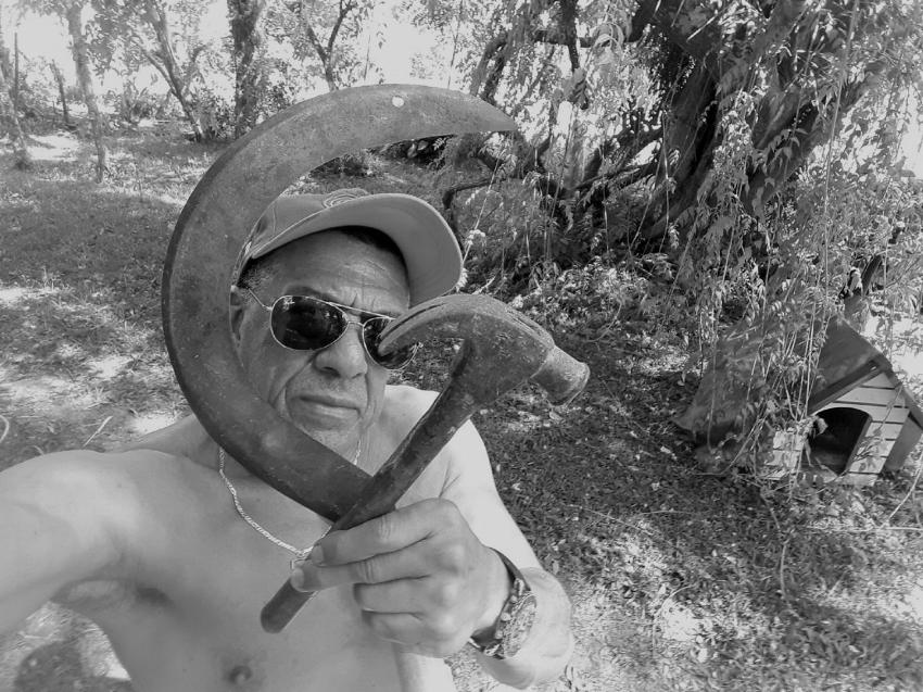 Emílio Chagas, em 2018: fidelidade aos princípios defendidos 50 anos atrás (Foto Arquivo Pessoal)