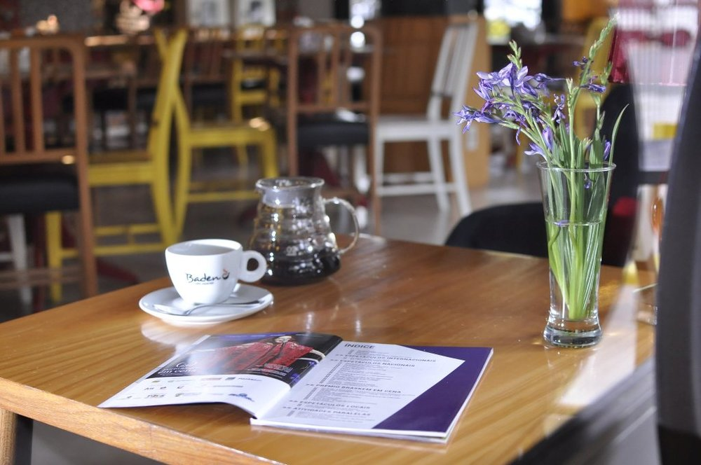 Aberta em 2012, no bairro Santana, a Baden foi a primeira cafeteria especializada em cafés especiais de Porto Alegre (Foto/Divulgação)