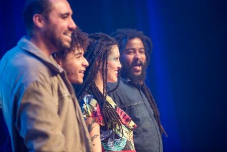 Com o Kiai Grupo (Foto Ramon Moser)