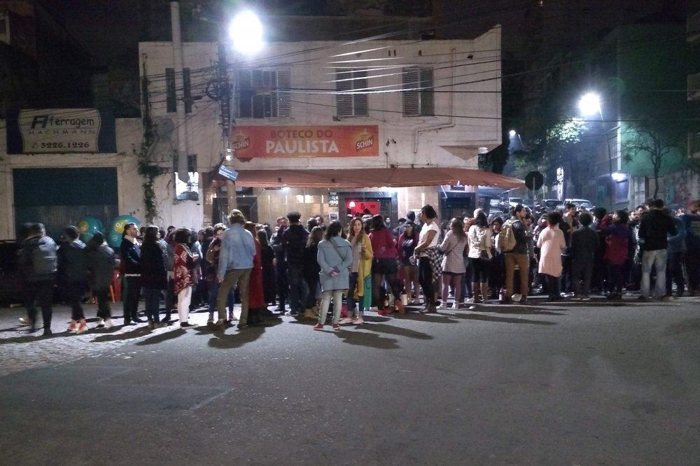 Após quase dois meses de interdição, o bar se prepara para retomar as atividades e impulsionar mais uma vez a cena cultural da área central de Porto Alegre (Fotos/Rua da Margem)
