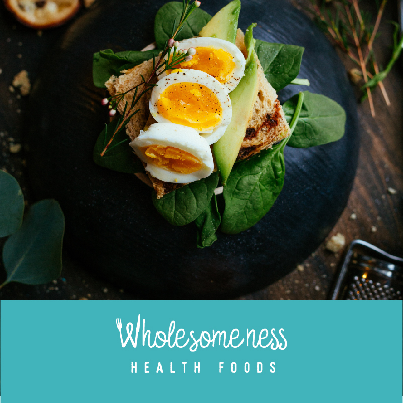 Whole foods cooked to perfection by experienced chefs, eliminating processed and unhealthy foods from your diet.  Receive 10% off Wholesomeness Health Foods