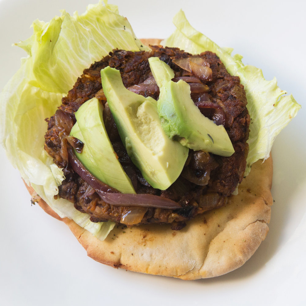 Easy Peasy Black Bean Burger Recipe - You have to try!