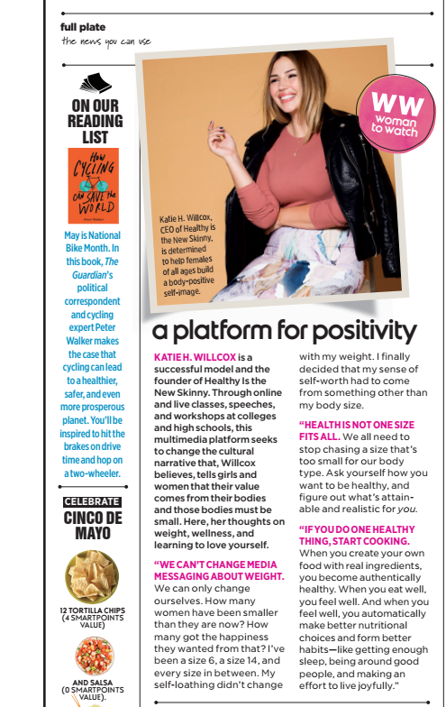 Weight Watcher Magazine