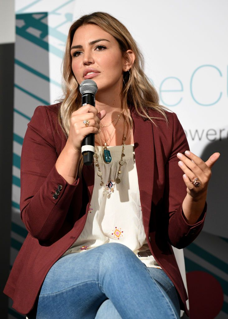 Old Navy X CurvyCon - Katie joined Old Navy in NYC at the Curvy Convention 2018 to give a short workshop on body image and self-love. She also joined a panel to discuss ways women can build self confidence through repeated acts of self-care each day.