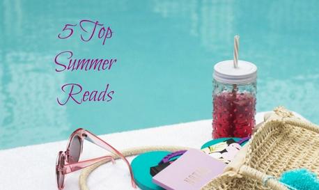 MomSkoop 5 Top Summer Reads Jul 7, 2018