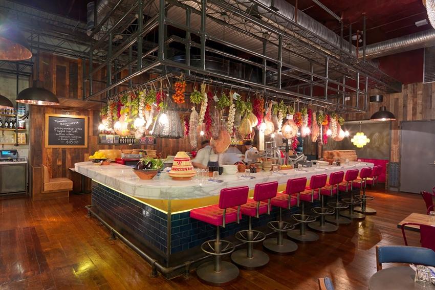 Jamie's Italian - Brisbane (QLD)