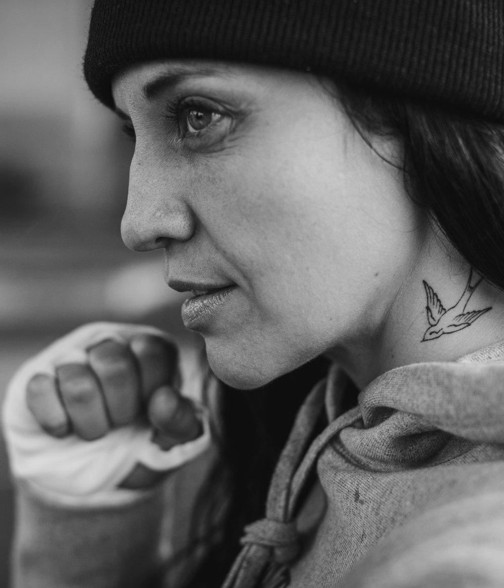 Anna Farrant