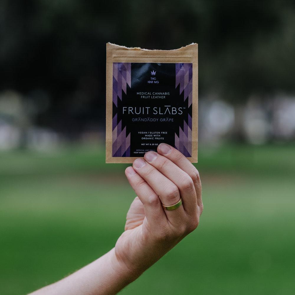 - Organic-Vegan-Gluten-Free-Cannabis Fruit Snacks