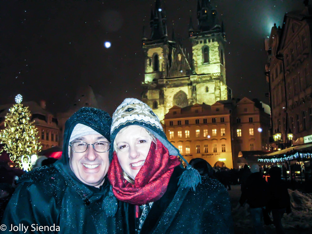 Christmas in Prague, Old Town