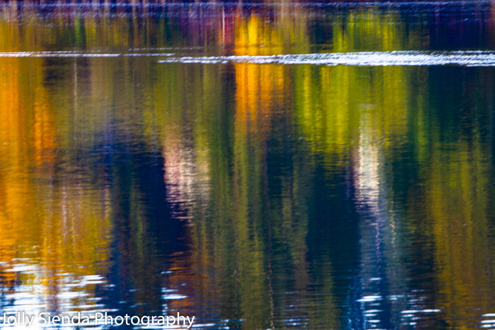 Abstract photography of the Puget Sound - its like a watercolor painting