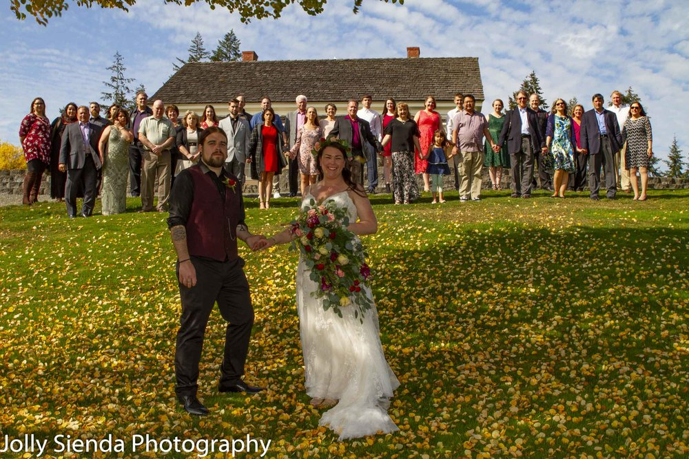 Amanda Marie and Matt Godsey wedding photography