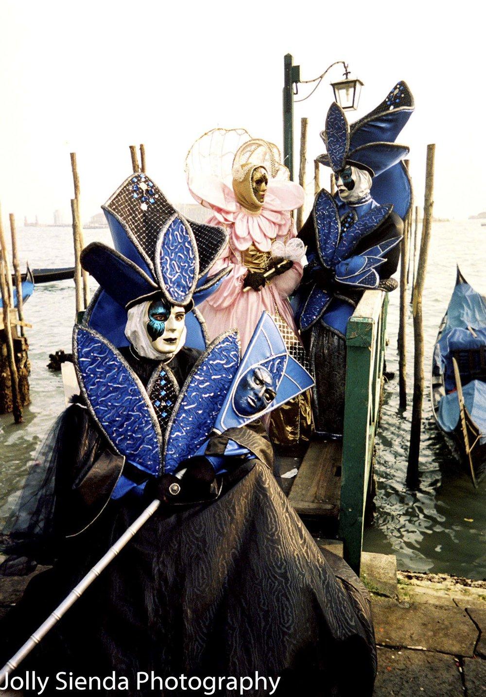 Venetian Carnival, costumes, and masks