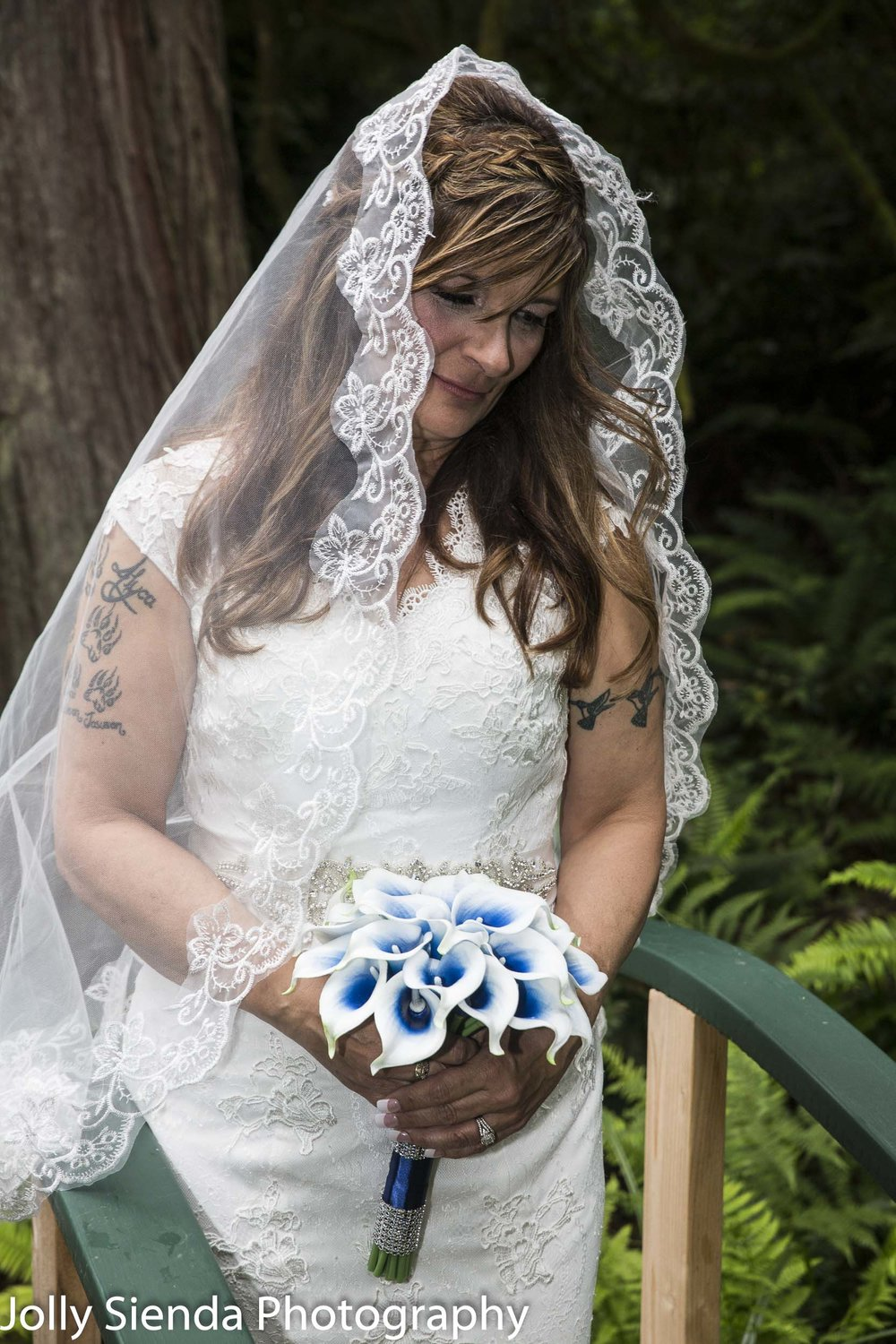 Pacific Northwest Bridal Wedding Portrait Photography
