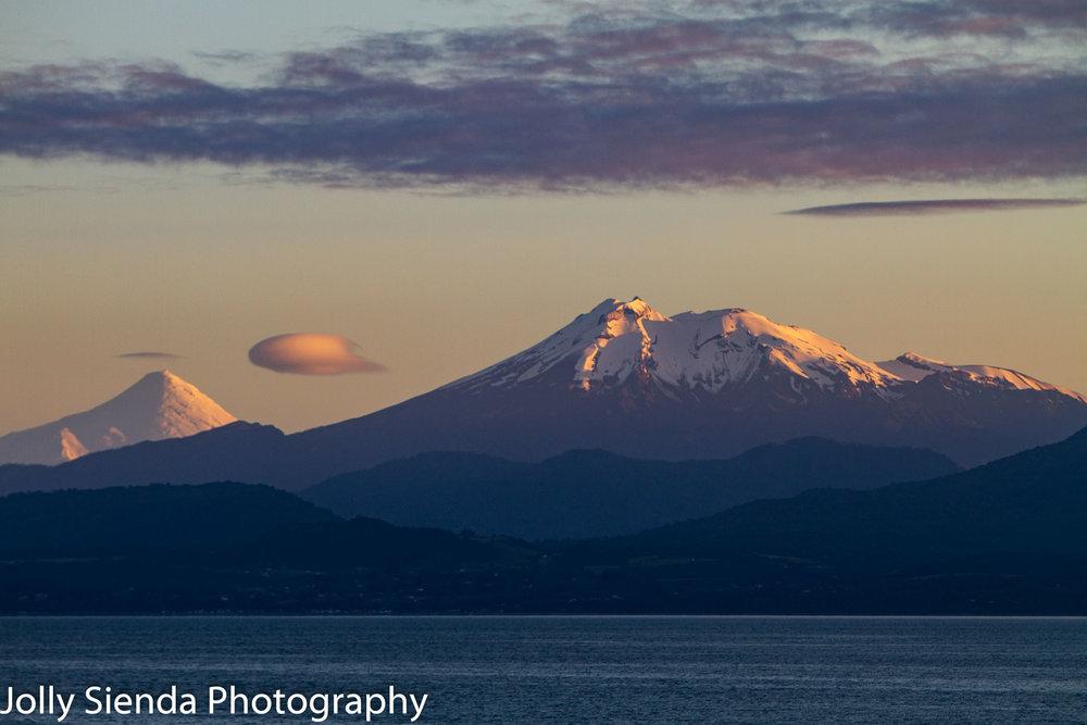 Osorno Volcano, Puerto Monte, Puerto Varis, Chile