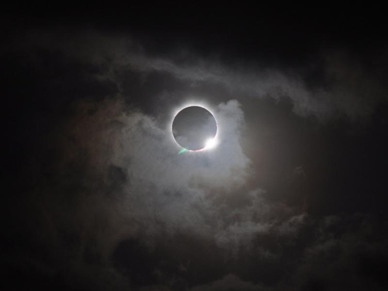 Total Solar Eclipse 2017 | via NASA