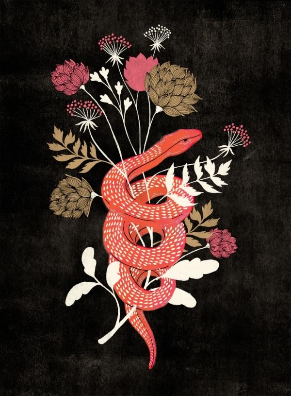 """Bloom"" by Marissa Johnson"