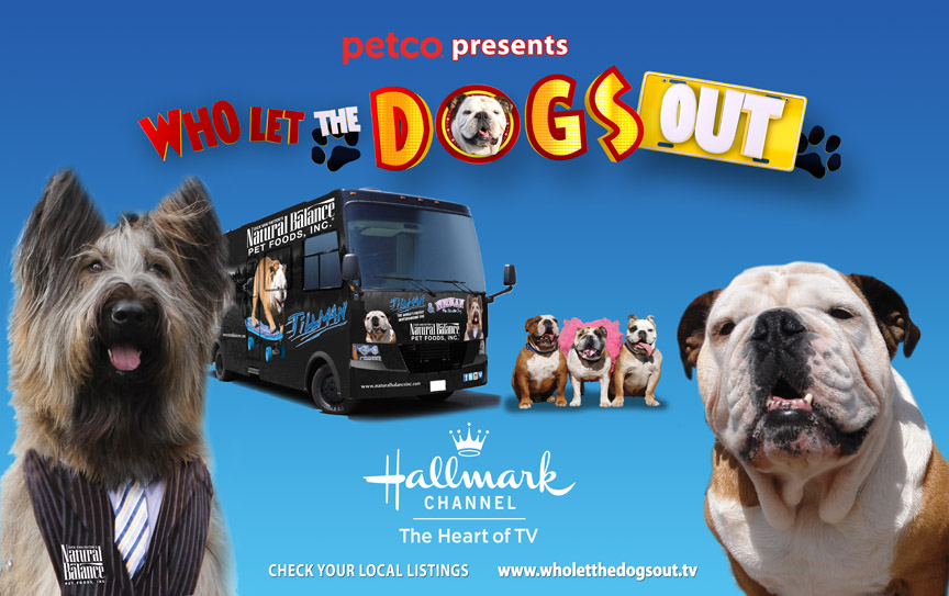 Who Let The Dogs Out-Hallmark Channel and Animal Planet