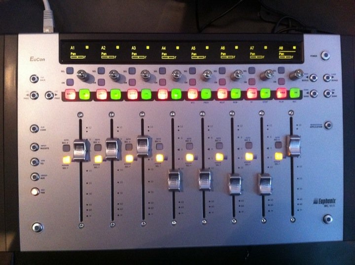Automatic Audio Mixer in Avid Suite