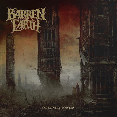 """""""On Lonely Towers,"""" by Barren Earth"""