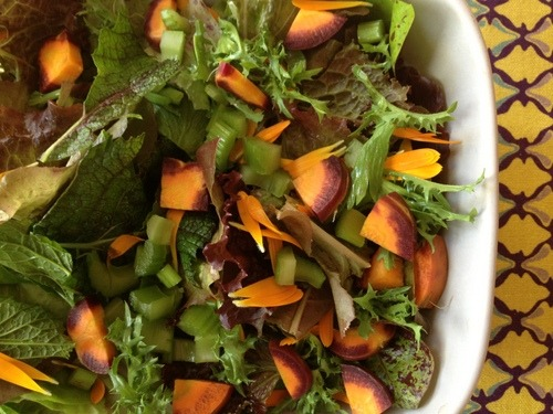 October 21, 2014         At home I serve the kind of food I know the story behind.        –Michael Pollan