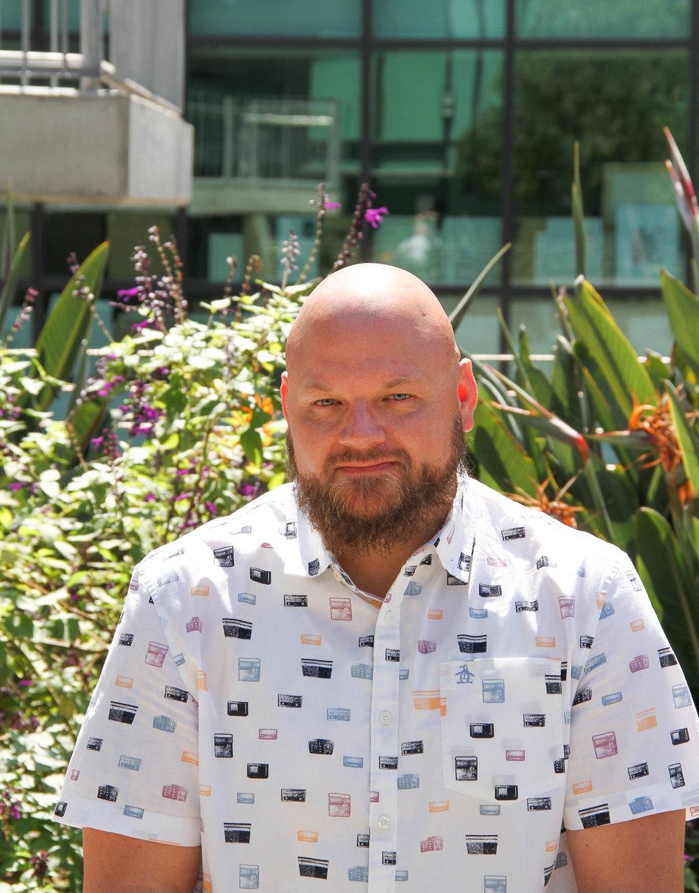 Guest Speaker Coordinator    Jacob Biglow -