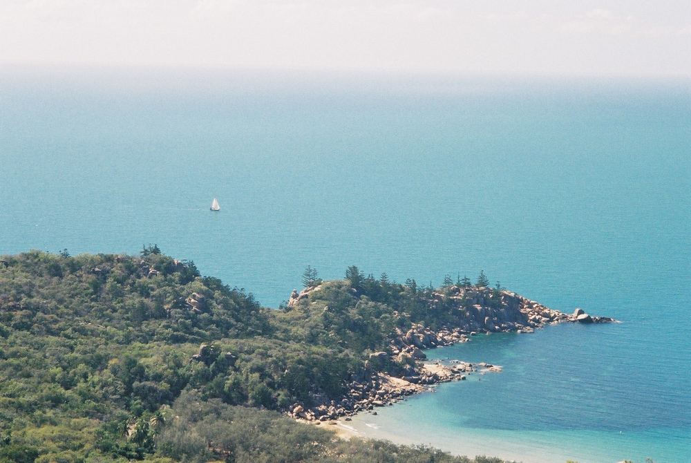 One of my very first film photos - taken at Magnetic Island